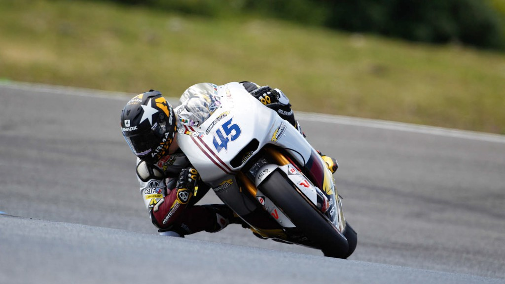 Scott Redding, Marc VDS Racing Team, Estoril QP