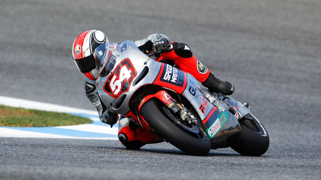 Mattia Pasini, Speed Master, Estoril QP
