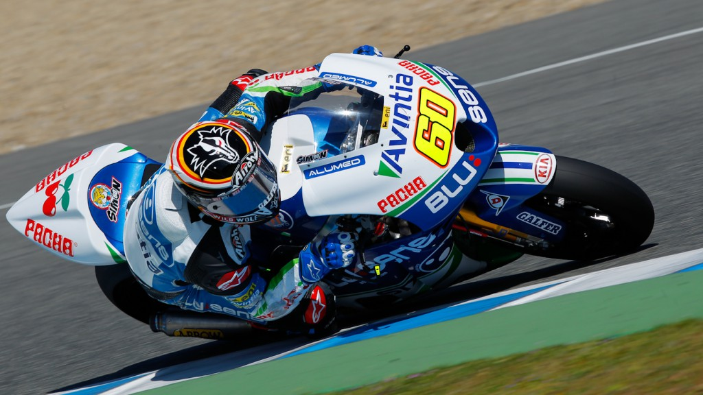 Julian Simon, Blusens Avintia, Estoril FP3