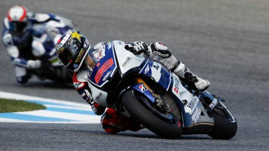 Jorge Lorenzo, Yamaha Factory Racing, Estoril QP