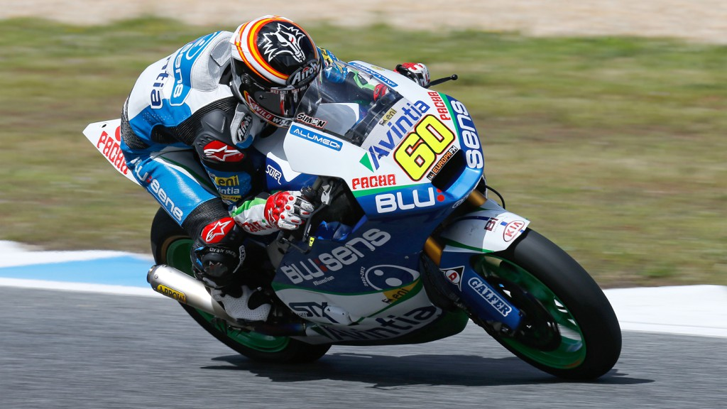 Julian Simon, Blusens Avintia, Estoril QP