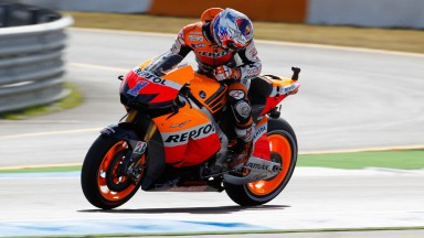 Casey Stoner, Repsol Honda Team, Estoril WUP