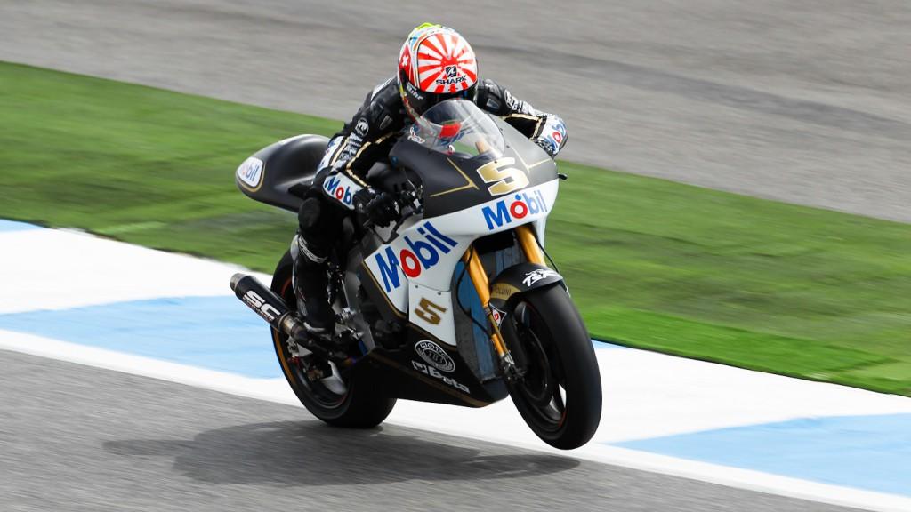 Johann Zarco, JiR Moto2, Estoril RAC