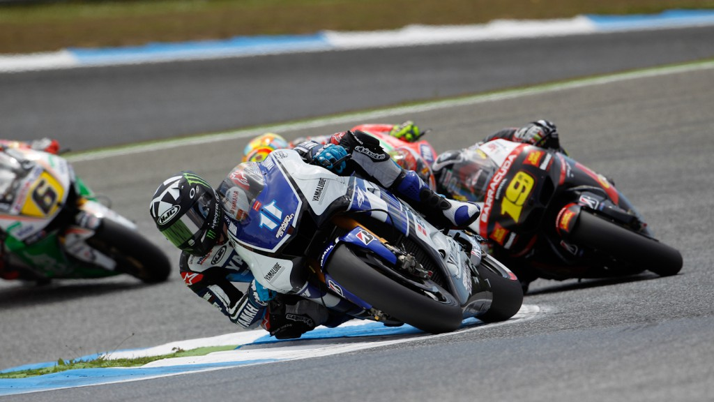 Ben Spies, Yamaha Factory Racing, Estoril RAC