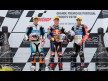 Viñales, Cortese, Salom, Blusens Avintia, Red Bull KTM Ajo, Racing Team Germany, Estoril RAC
