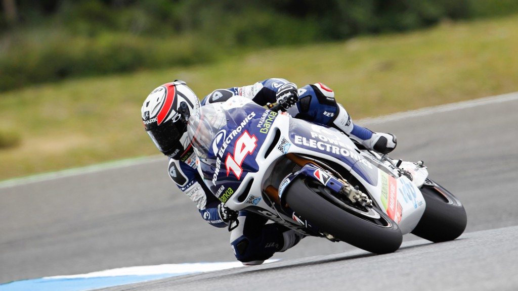 Randy de Puniet, Power Electronics Aspar, Estoril RAC