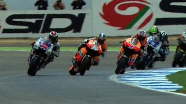 Estoril 2012 - MotoGP - Race - Action - Dani Pedrosa