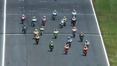 Estoril 2012 - MotoGP - Race - Action - Race Start