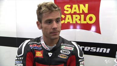 Baustista expected more from  Estoril race
