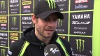 Crutchlow satisfied atfer 5th place at Estoril