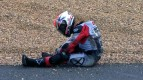 Estoril 2012 - Moto2 - Race - Action - Mike Di Meglio - Crash