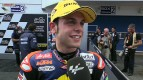 Estoril 2012 - Moto3 - Race - Interview - Sandro Cortese
