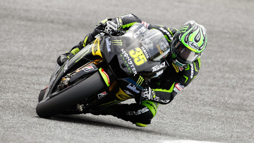Cal Crutchlow, Monster Yamaha Tech 3, Estoril RAC