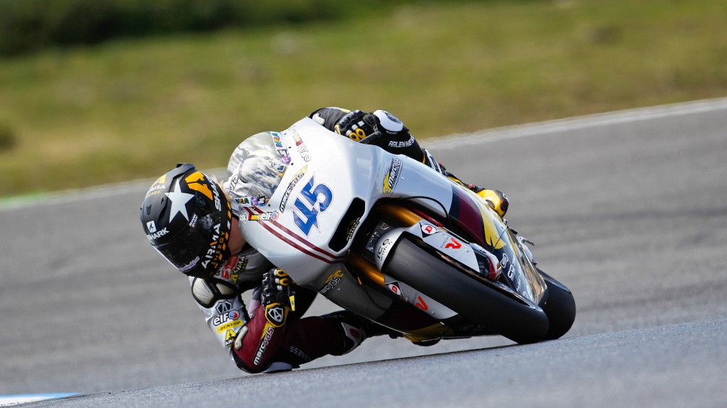 Scott Redding, Marc VDS Racing Team, Estoril RAC