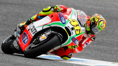 Valentino Rossi, Ducati Team, Estoril RAC