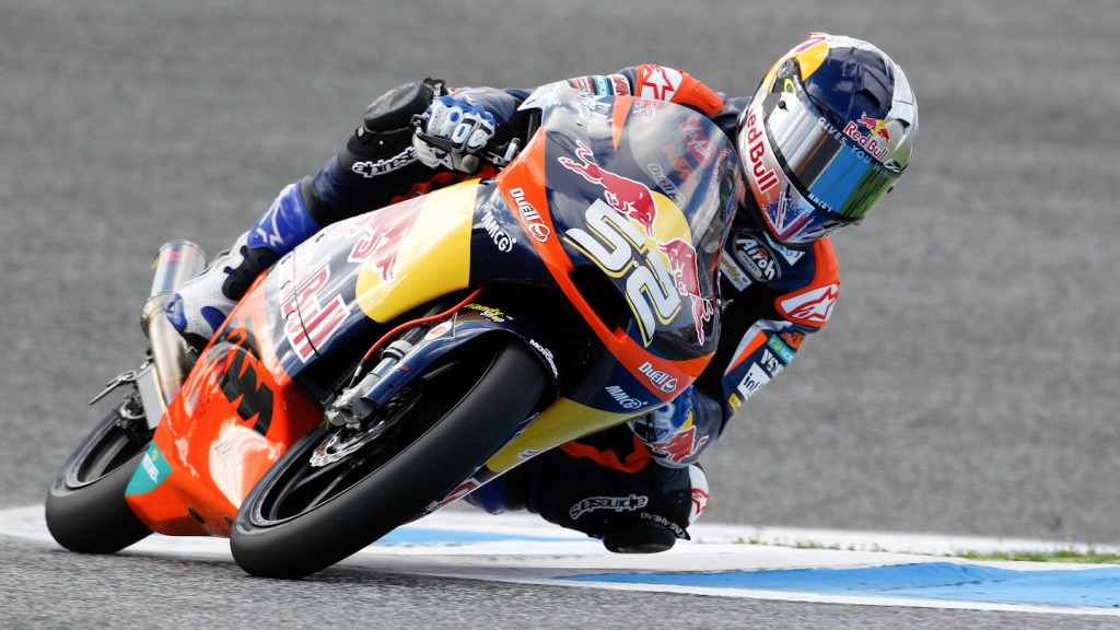 Danny Kent, Red Bull KTM Ajo, Estoril WUP