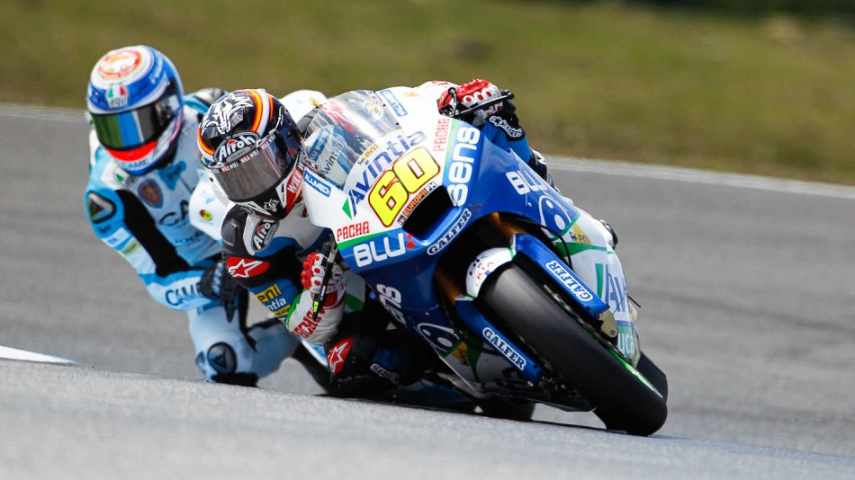 Julian SImon, Blusens Avintia, Estoril RAC