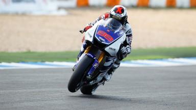 Jorge Lorenzo, Yamaha Factory Racing, Estoril RAC