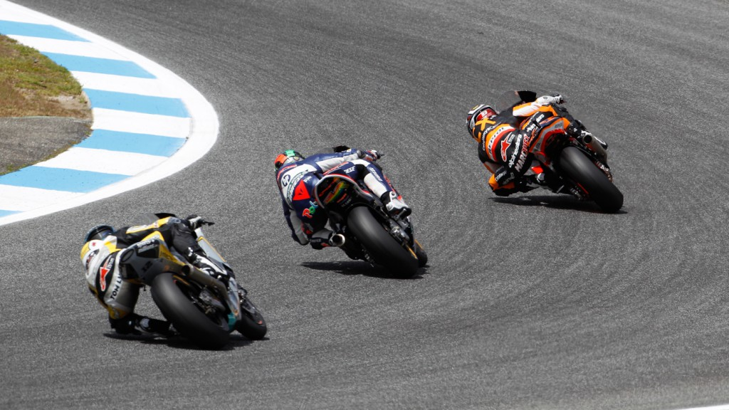 Moto2 Estoril RAC