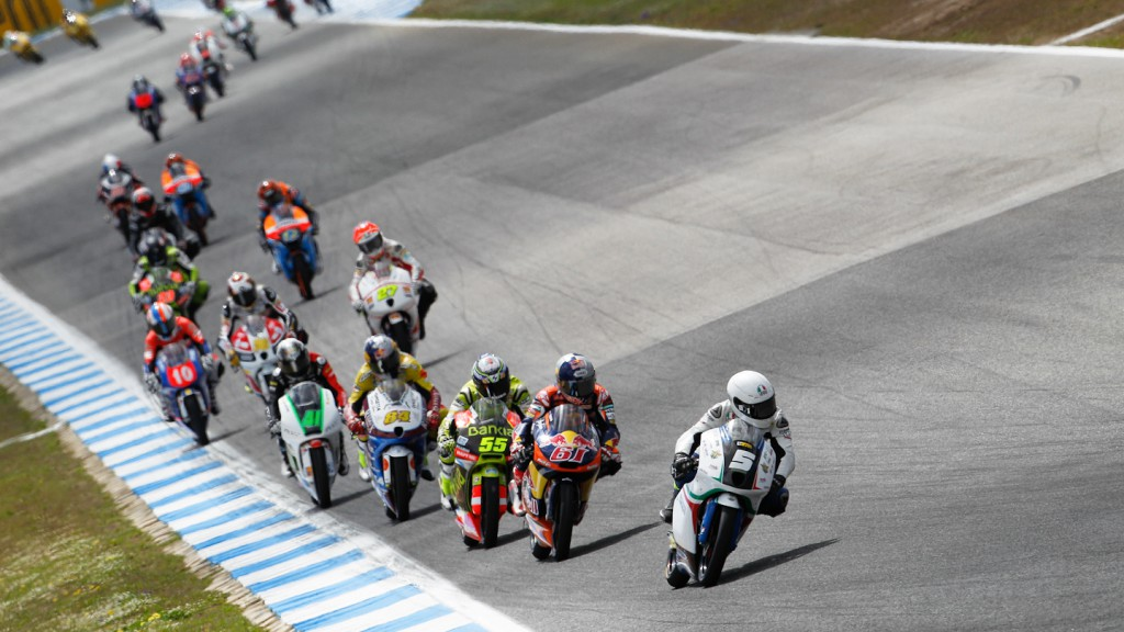 Moto3, Estoril RAC