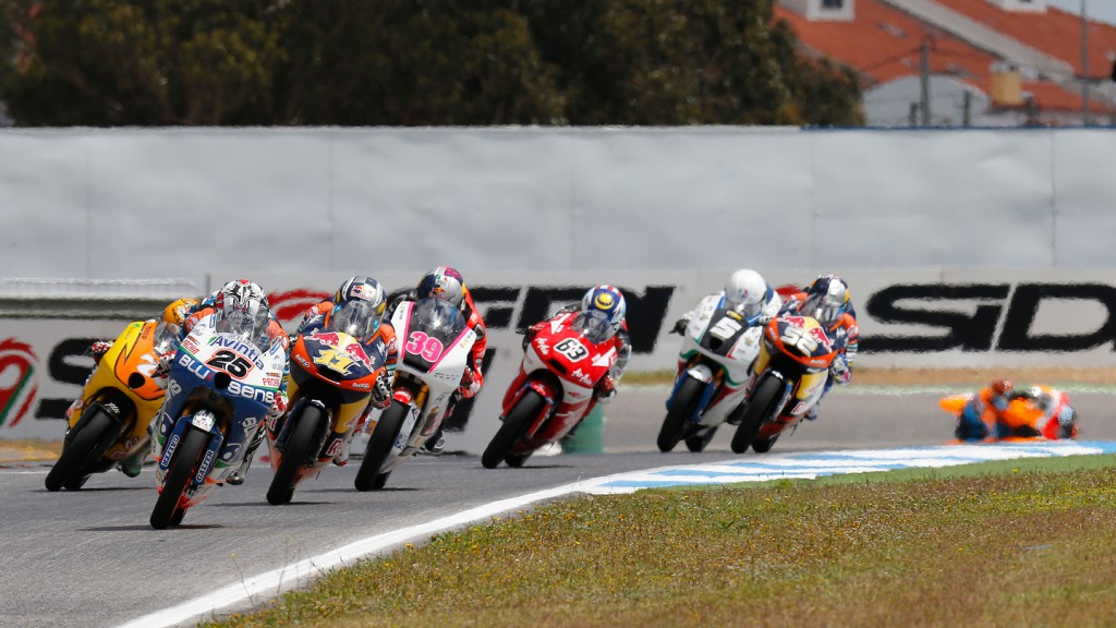 Moto3 Estoril RAC