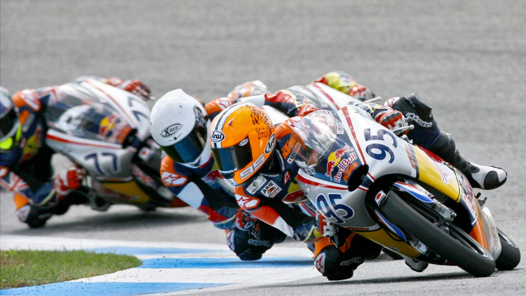 Scott Deroue, Red Bull Rookies Cup, Estoril RAC