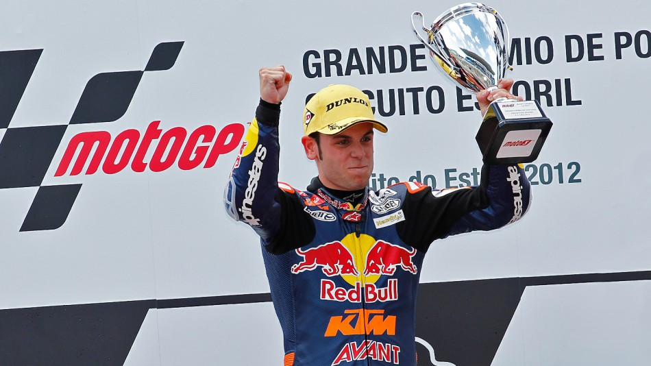 Sandro Cortese, Red Bull KTM Ajo, Estoril RAC