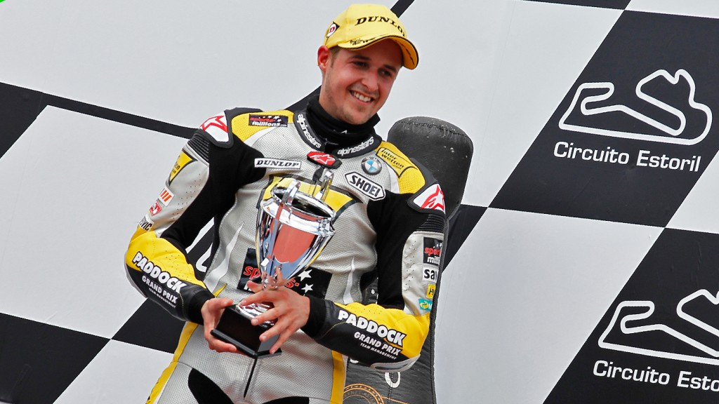 Thomas Luthi, Interwetten-Paddock, Estoril RAC