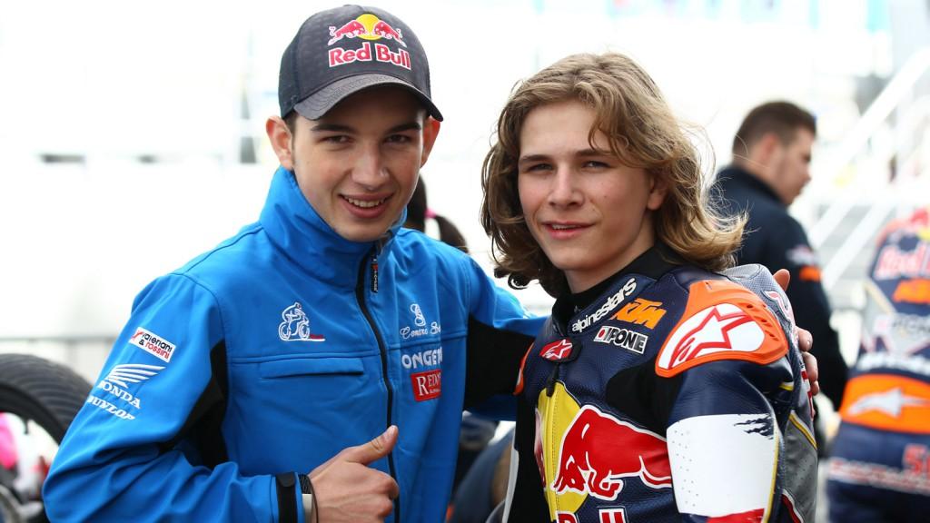 Kornfeil, Hanika, Redox-Ongetta-Centro Seta, Red Bull Rookies Estoril