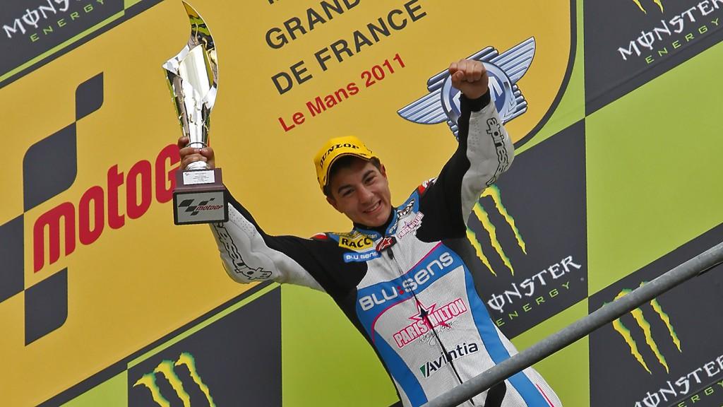 2011, Maverick Viñales, Le Mans