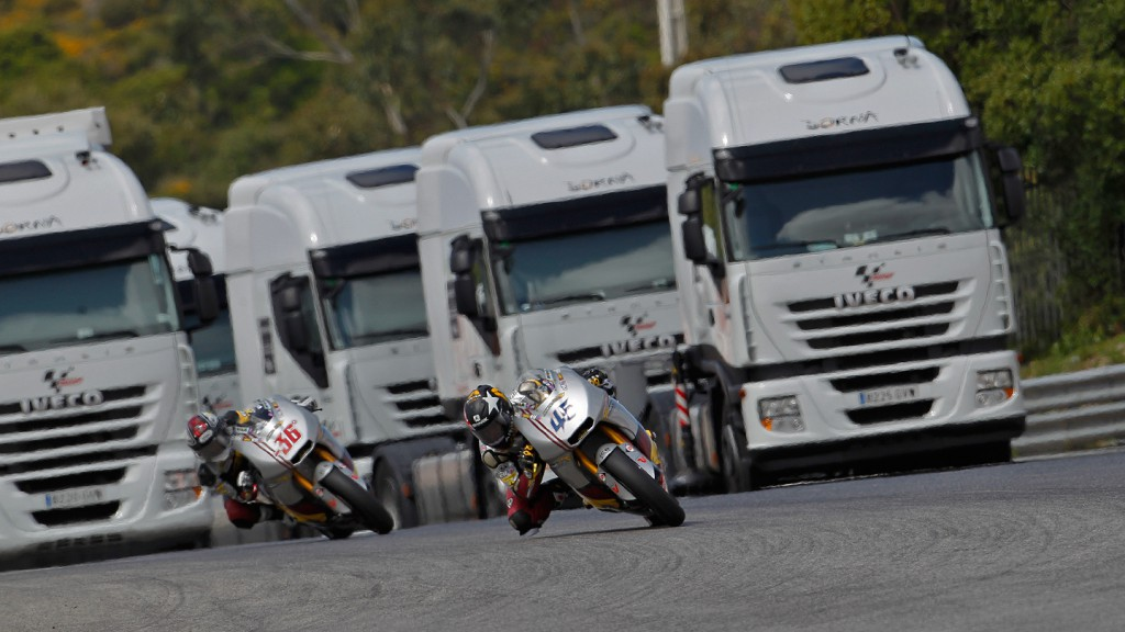Scott Redding, Mika Kallio, Marc VDS Racing Team, Estoril