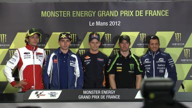 French GP Pre-Event Press Conference