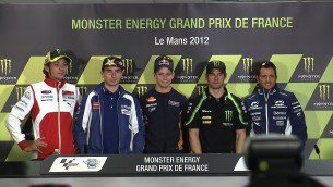 france lemans pre event press conference