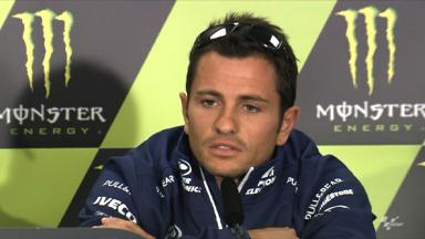 Le Mans 2012 - MotoGP - Pre-event - Press Conference - Randy De Puniet