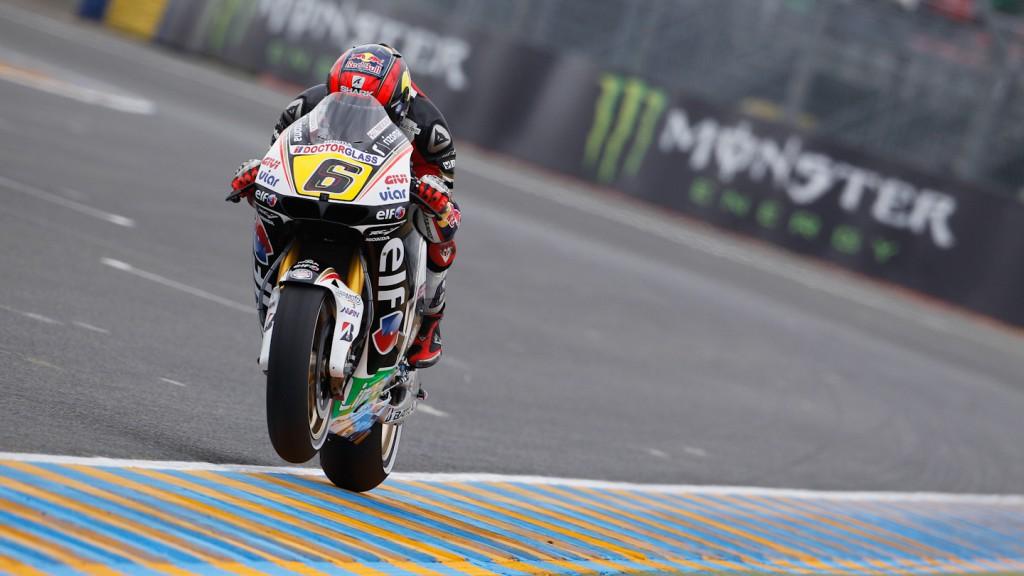 Stefan Bradl, LCR Honda Team, Le Mans FP2