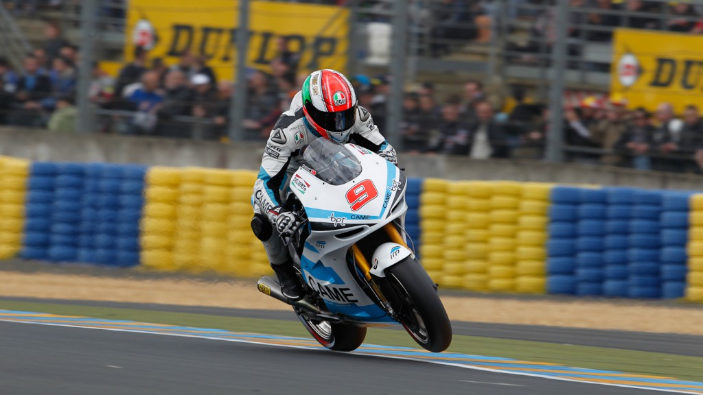 Danilo Petrucci, Came IodaRacing Project, Le Mans FP2