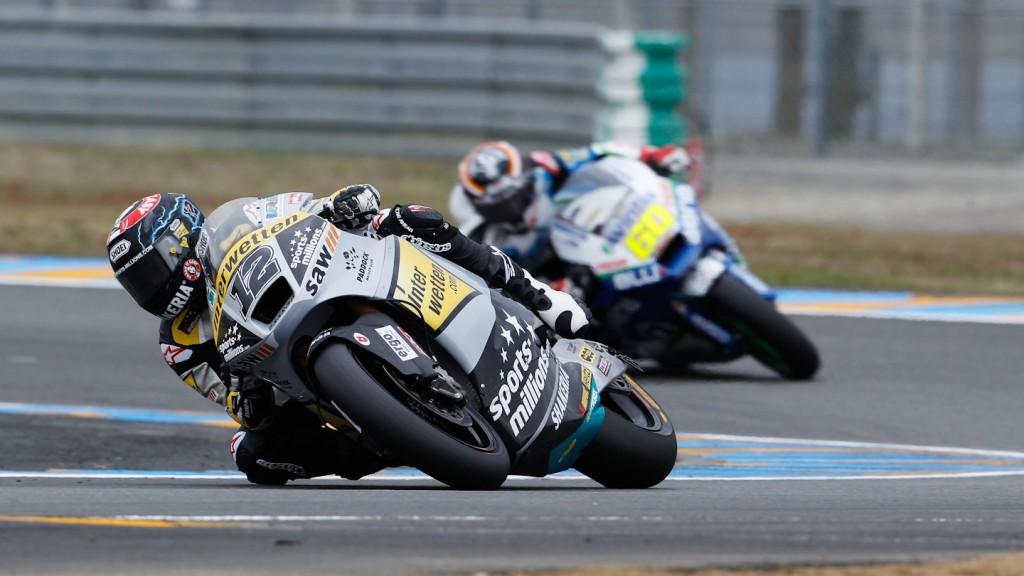Thomas Luthi, Interwetten-Paddock, Le Mans FP1