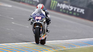 Power Electronics Aspar reviews Le Mans race