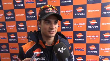 Pedrosa looking for improvements tomorrow
