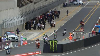 Le Mans 2012 - Moto2 - FP1 - Full