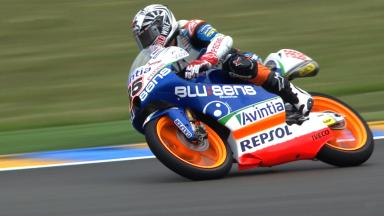 Le Mans - 2012 - Moto3 - FP2 - Highlights