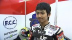 Le Mans 2012 - Moto3 - FP2 - Interview - Kenta Fuji