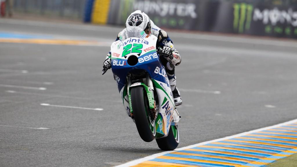 Ivan Silva, Avintia Blusens, Le Mans FP2