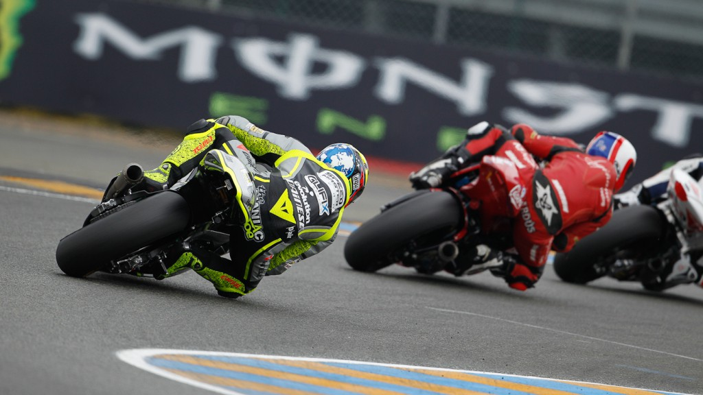 Andrea Iannone, Speed Master, Le Mans FP2