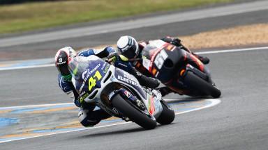 Aleix Espargaro, Power Electronics Aspar, Le Mans FP2