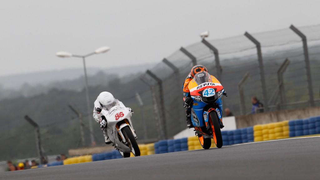 Alex Rins, Estrella Galicia 0,0, Le Mans FP2