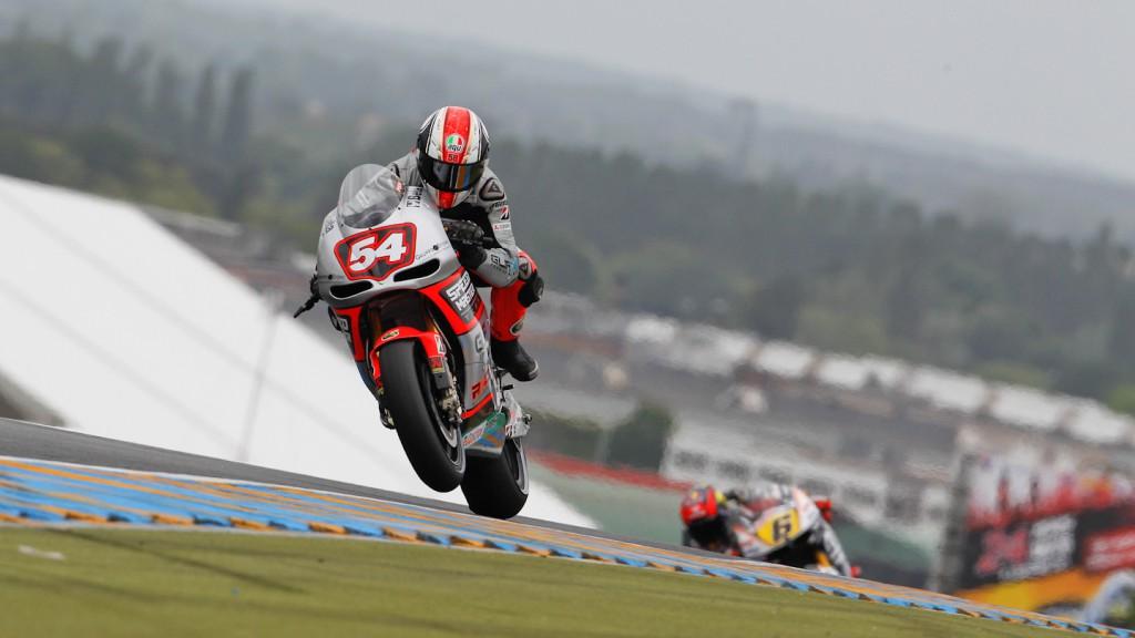 Mattia Pasini, Speed Master, Le Mans FP2