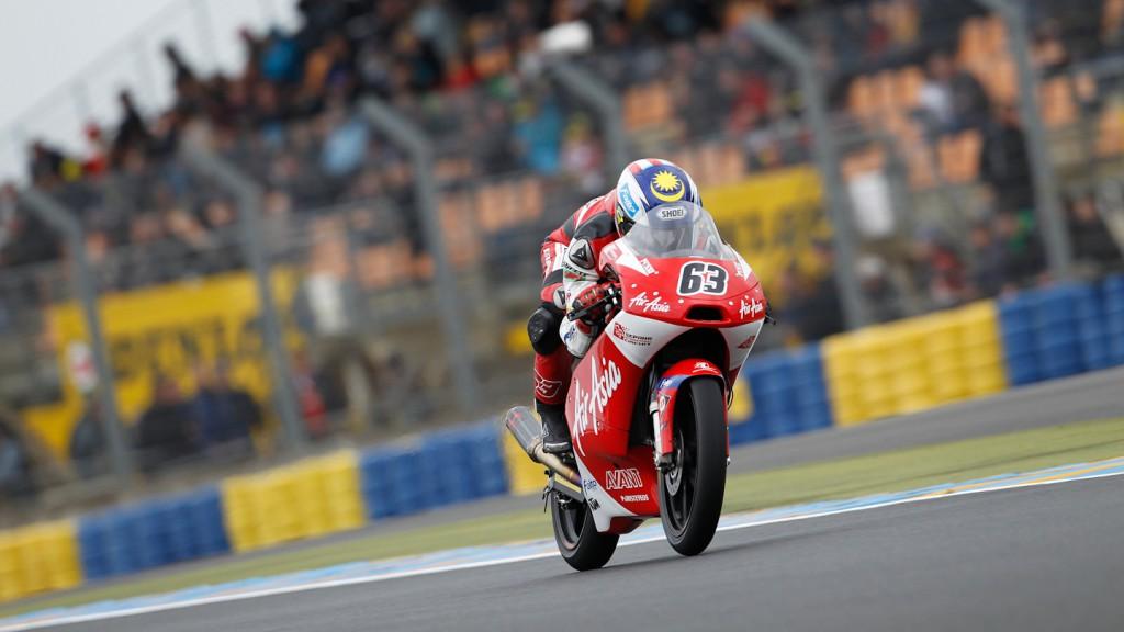Zulfahmi Khairuddin, AirAsia-SIC-AJO, Le Mans FP2