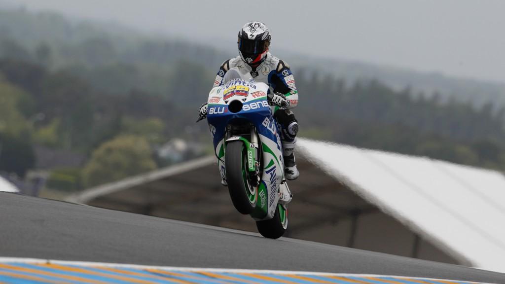 Yonny Hernandez, Avintia Blusens, Le Mans FP1