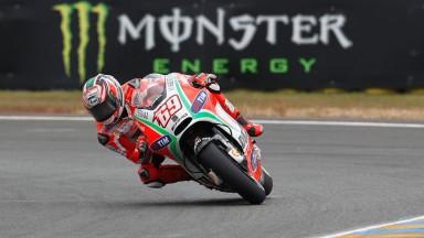 Nicky Hayden, Ducati Team, Le Mans FP2